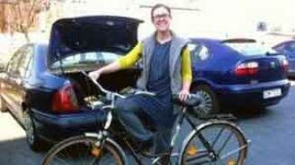 Sposób na kradzież roweru: Facebook i dwie godziny