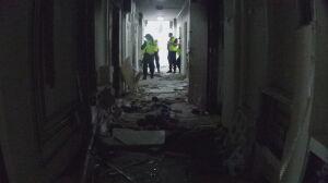Po wybuchu w bloku 33 rodziny nie mogą wrócić do domów