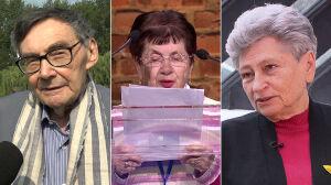 Ocaleni z Holokaustu zostali  honorowymi obywatelami Warszawy