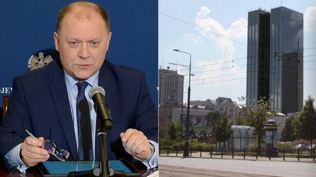 """Wojewoda skomentował decyzję w sprawie """"Roma Tower"""" archiwum TVN"""