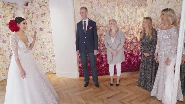 923b60f0 W czym do ślubu? - program TVN Style