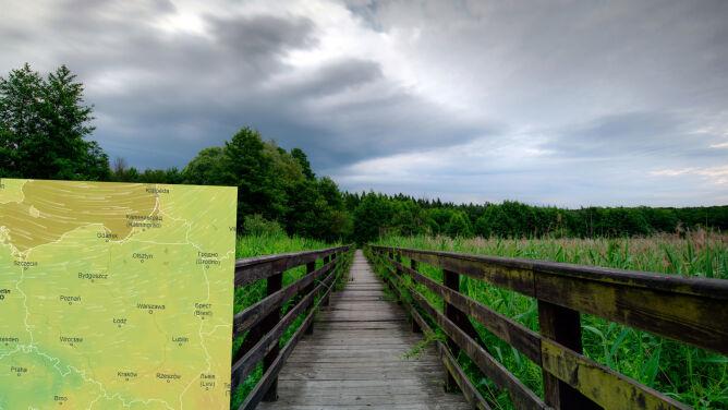 Pogoda na 5 dni: nadchodzi wir niżowy znad Skandynawii. Aura mocno się zmieni
