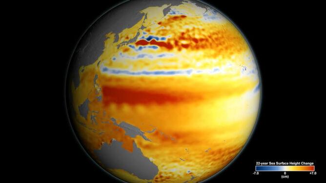Poziom oceanów nieustannie wzrasta. Najnowsze dane są alarmujące