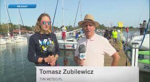 Rozmowa z organizatorką Integracyjnych Mistrzostw Polski AZS w żeglarstwie Martą Dalecką
