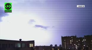 Burza w Gnieźnie