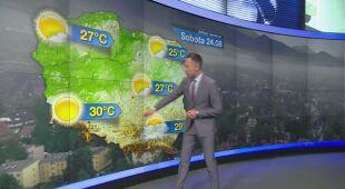 Tomasz Wasilewski opowiada o pogodzie na kolejne dni